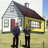 Photo taken at The Woodruff Arts Center by Terrell S. on 4/22/2012