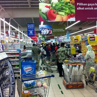 Photo taken at Tesco by abu a. on 7/22/2012
