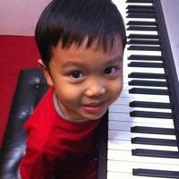 Photo taken at B-star-Music School by Modzillaz T. on 2/13/2012