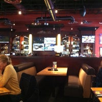 Photo taken at BJ's Restaurant and Brewhouse by Max S. on 3/26/2012