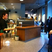 Photo taken at Starbucks by Adri P. on 3/24/2012