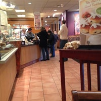Photo taken at Panera Bread by Andy D. on 3/3/2012