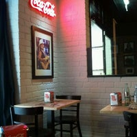 Photo taken at Big Joe Café by Montse V. on 3/11/2012