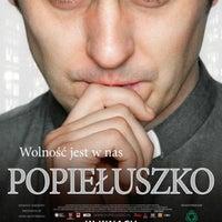 Photo taken at Father Jerzy Popiełuszko Square by Zbigniew R. on 8/6/2012
