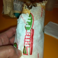 Photo taken at Pita Pit by Bob R. on 9/2/2012