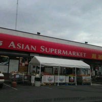 Photo taken at 555 Asian Supermarket by Rolando A. on 5/14/2012