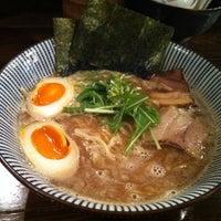 Photo taken at 麺屋 やま昇 by Sansiro Y. on 2/23/2012
