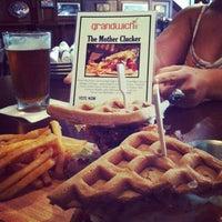 Photo taken at McFadden's Restaurant-Saloon by Matthew M. on 7/26/2012