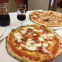 Photo taken at Pizzeria da Totò by Gabriele T. on 4/20/2012