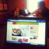 Photo taken at Panera Bread by Gary R. on 6/29/2012
