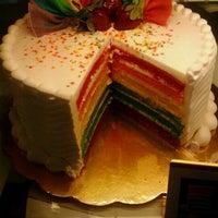 Photo taken at Parsley Bakery & Cake Shop by faza k. on 6/18/2012