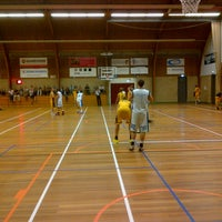 Photo taken at Sporthal Cleijn Duin by Jean-Paul S. on 8/25/2012