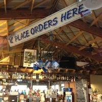 Photo taken at Bowen's Island Restaurant by Rachel E. on 4/14/2012