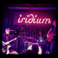 Photo taken at The Iridium by Cathryn K. on 6/14/2012