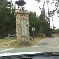 Photo taken at Asilomar Conference Grounds by Jeffrey on 7/27/2012