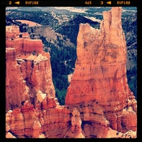 Photo taken at Bryce Canyon National Park by Patrice M. on 8/12/2012
