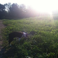 Photo taken at Callahan State Park - Dog Pond by lina r. on 6/29/2012