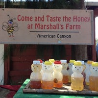 Photo taken at Marshall's Honey Farm by Dylan E. on 5/27/2012