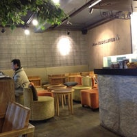 Photo taken at ZOO COFFEE by Katerina on 2/19/2012