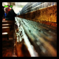 Photo taken at MTA Subway - Spring St (6) by Sean L. on 5/13/2012