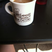 Photo taken at The Dandee Donut Factory by Danielle D. on 3/9/2012