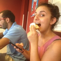 Photo taken at Dunkin' Donuts by Lea D. on 7/17/2012