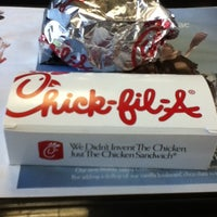 Photo taken at Chick-fil-A by Agatha C. on 6/7/2012