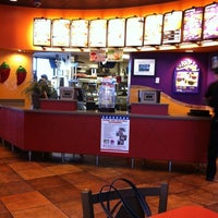 Photo taken at Taco Bell by Paulo G. on 7/17/2012