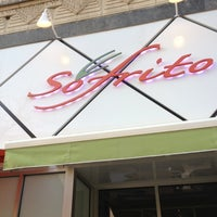 Photo taken at Sofrito by Will R. on 3/28/2012