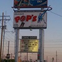 Photo taken at Pop's by Patrick K. on 5/23/2012