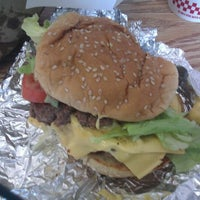 Photo taken at Five Guys by Dré S. on 5/6/2012