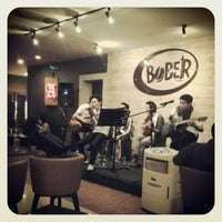Photo taken at Bober Cafe by William D. on 6/30/2012