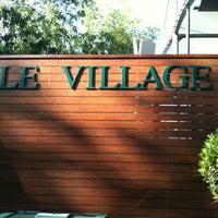 Photo taken at Le Village by thomas r. on 5/28/2012