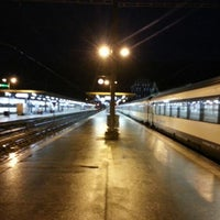 Photo taken at Bahnhof Biel / Gare de Bienne by Aldo G. on 8/24/2012