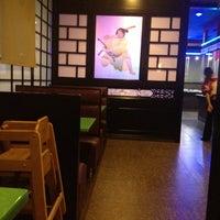 Photo taken at Sakura Japanese Buffet by Alexander on 9/3/2012