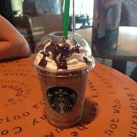 Photo taken at Starbucks by Aliya A. on 9/6/2012