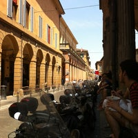 Photo taken at Piazza Verdi by Roberto P. on 7/3/2012