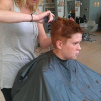 Photo taken at Luxe Salon & Spa by Kyle S. on 7/11/2012