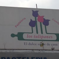 Photo taken at Los Tulipanes by Mr. Ink on 5/12/2012