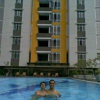 Photo taken at Swimming Pool by Muhammad D. on 2/12/2012