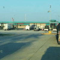Photo taken at Petro Stopping Center by Randy G. on 9/5/2012