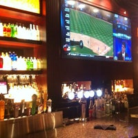Photo taken at BJ's Restaurant and Brewhouse by Memphis P. on 5/18/2012