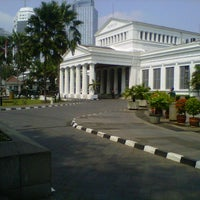 Photo taken at National Museum by ryon f. on 9/8/2012
