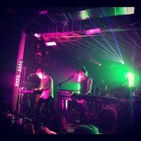 Photo taken at Mezzanine by Toby C. on 5/5/2012