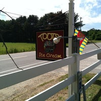 Photo taken at Toots Ice Cream by Scott M. on 6/18/2012