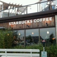 Photo taken at Starbucks by Mark B. on 5/26/2012