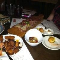 Photo taken at Café Ba-Ba-Reeba! by Lance H. on 3/10/2012