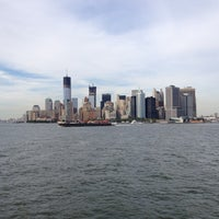 Photo taken at New York Harbor by Vitaly K. on 8/7/2012