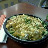 Photo taken at Tea House Noodles by Brandon V. on 3/7/2012