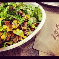 Photo taken at Chipotle Mexican Grill by Justin on 8/21/2012